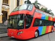 Hanoi lance les premiers circuits touristiques en bus à impériale