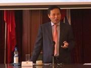L'Université d'État Lomonossov de Moscou est prête à accueillir des étudiants vietnamiens