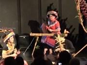 «1001 sons de bambou» : la culture vietnamienne à l'honneur à Paris
