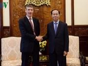 Renforcement de la coopération bilatérale Vietnam-Royaume-Uni
