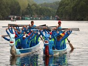 Lancement du tournoi national de barques traditionnelles