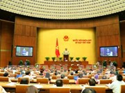 Ajournement de l'adoption du projet de loi sur les unités administratives et économiques spéciales