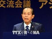 Le Vietnam à la 24e conférence internationale sur l'Avenir de l'Asie au Japon