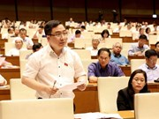 L'Assemblée nationale devrait adopter trois lois le 12 juin