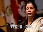 La ministre indienne de la Défense en visite officielle au Vietnam
