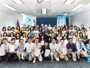 L'ambassadeur australien se félicite des contributions des boursiers vietnamiens