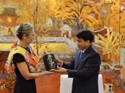 Hanoi veut promouvoir la coopération avec les entreprises néerlandaises
