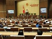 Clôture de la 5e session de la 14e législature de l'AN