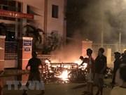 Binh Thuan : ouverture de l'instruction pénale sur des troubles à l'ordre public