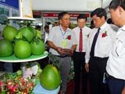 La foire internationale de l'agriculture 2018 se déroulera  fin juin à Da Nang