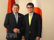 Vietnam-Japon: renforcement de la coopéraion législative et promotion du CPTPP