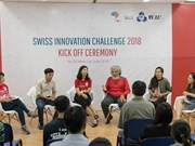 Lancement du concours Swiss Innovation Challenge 2018
