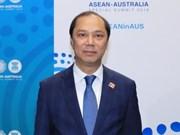 Le Vietnam participe au 22e Dialogue ASEAN-R. de Corée  