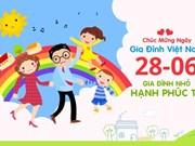 Journée de la famille vietnamienne : Famille, appui d'amour