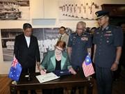La Malaisie et l'Australie renforcent leur coopération dans la lutte contre le terrorisme
