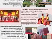 Hué - une destination, cinq patrimoines mondiaux