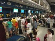 Les aéroports vietnamiens ont servi 52,8 millions de passagers au premier semestre