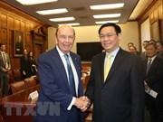 L'économie et le commerce sont au cœur des relations Vietnam – Etats-Unis