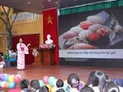 Près de 90.000 personnes apprennent le japonais au Vietnam