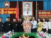 Le bouddhisme Hoa Hao fête ses 79 ans dans le Sud