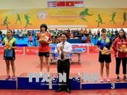 Tournoi international de tennis de table – Vinh Long 2018
