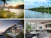 Hanoï: les villas insulaires de l'Ecopark mises en vente