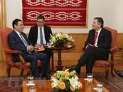Le vice-Premier ministre Vuong Dinh Hue termine avec succès sa visite au Chili