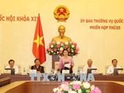 Clôture de la 25e réunion du Comité permanent de l'Assemblée nationale