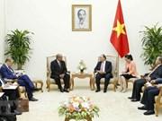 Un journal algérien souligne la visite du ministre algérien des AE au Vietnam