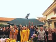 Le 2562e anniversaire de la naissance de Bouddha fêté en Angola