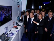 Hanoi accueille le Sommet de l'industrie 4.0