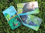 Des publications pour protéger les ours au Vietnam