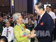 Conférence nationale pour les personnes méritantes à Ba Ria-Vung Tau