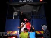 La Malaisie intensifiera ses opérations contre les immigrants illégaux