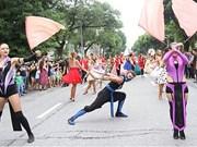 5.000 artistes attendus à la fête de rue « Quintessence de Hanoi »