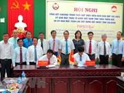 Thua Thien-Huê renforce sa coopération avec la province laotienne de Saravane