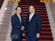 Le PM plaide pour la coopération entre les Inspections gouvernementales Vietnam-Laos