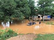 L'armée du Vietnam participe aux efforts de secours au Laos