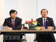 Le vice-président de l'AN Dô Ba Ty termine sa visite aux États-Unis