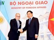 Dynamiser la coopération Vietnam – Argentine