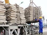 Le bond des exportations nationales de ciment pour les 7 premiers mois de l'année