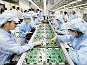 La production industrielle en hausse de 10,9% en glissement annuel