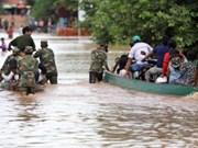 Au chevet des Viet kieu et des Cambodgiens démunis touchés par des inondations