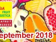 Hanoï participera au Salon Asia Fruit Logistica 2018
