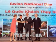 La Fête nationale suisse célébrée à Ho Chi Minh-Ville