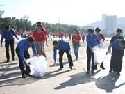 Une campagne pour encourager la participation du public au nettoyage de la mer