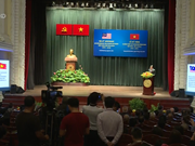 Célébration des 45 ans des relations diplomatiques Vietnam-Malaisie à Hô Chi Minh-Ville