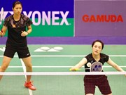 Badminton : ouverture du Tournoi international Yonex - Sunrise Vietnam Open 2018
