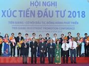 Conférence de promotion des investissements à Tiên Giang