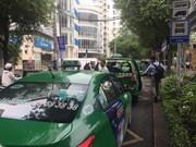 Des places de stationnement fixes pour taxis à Hô Chi Minh-Ville